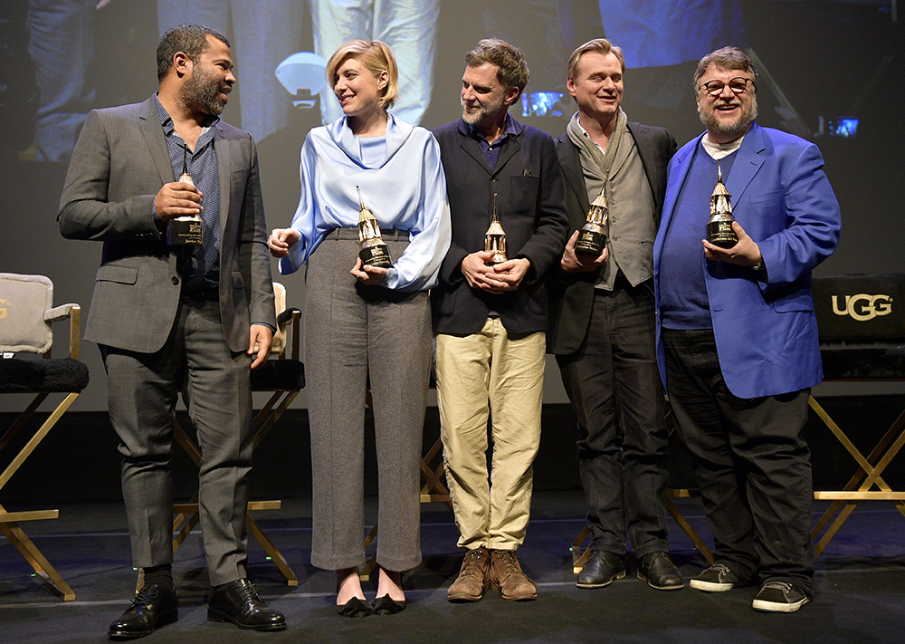The 33rd Santa Barbara International Film Festival - Outstanding Directors Award Sponsored by The Hollywood Reporter