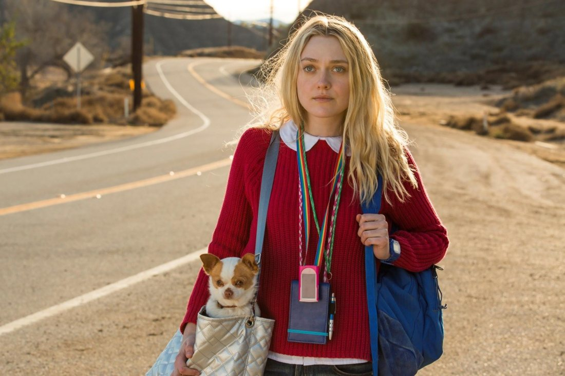 Please Stand By (2017) Dakota Fanning CR:: Magnolia Pictures